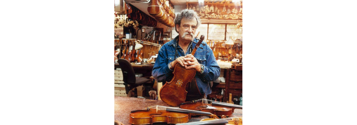 """Violins of Hope"". O expoziție-eveniment la MNAR"