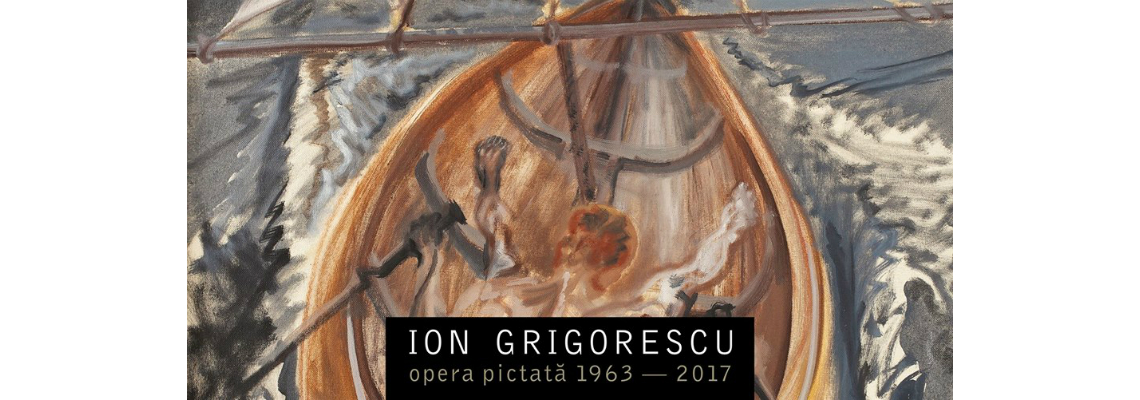 ION GRIGORESCU:  The Painted Work, 1963-2017