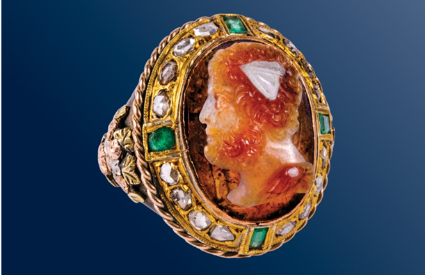 Metamorphoses. Cameos, gemstones and jewels from the collection of the NMAR