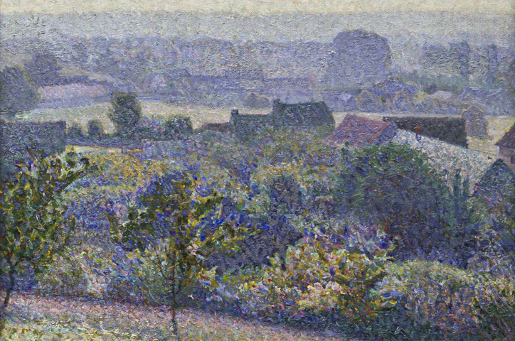 Mützner - View from Giverny (Morning)